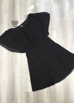 Платье миди платье мини воздушное платье шифоновое платье