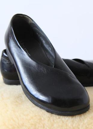 Helvesko elegance кожаные туфли мокасины р.40