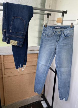 Zara jeans джинсы