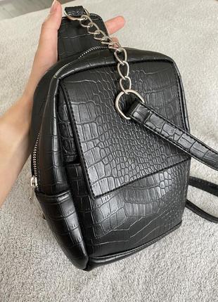 Рюкзак - сумка на одно плечо