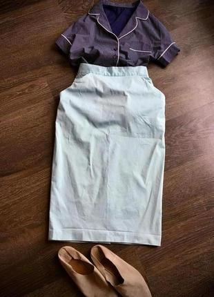 Trussardi, оригинал, рубашка  в пижамном стиле