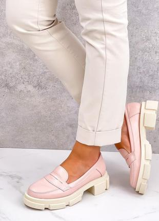 Распродажа! последние размеры! броги туфли натуральная кожа женские кожаные туфлі шкіряні жіночі