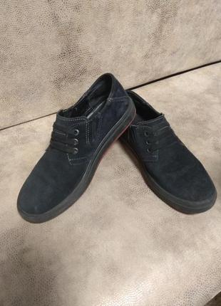 Туфлі на хлопчика челсі