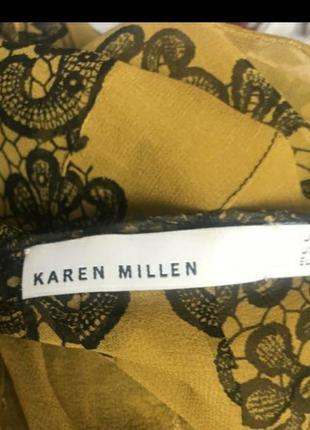 Karen millen шёлк3 фото