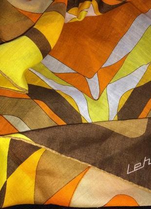 Lehner платочек бандана тоненький хлопок батист