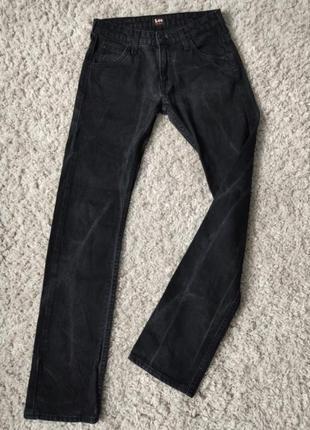 Продам джинсы с вареным эффектом lee