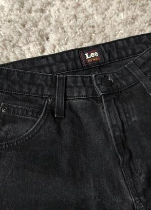 Продам джинсы с вареным эффектом lee4 фото