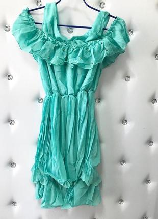 ✅ платье шифон