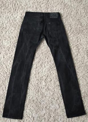 Продам джинсы с вареным эффектом lee7 фото