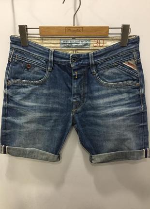 Шорты джинсовые р 30