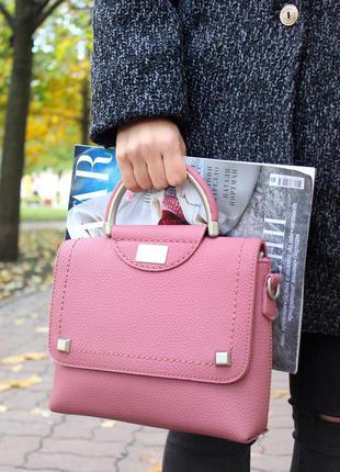 Новая милейшая матовая сумочка