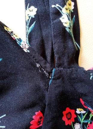 Невероятное платье на плечи miss selfridge5 фото