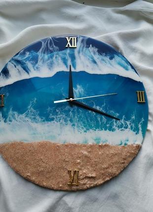 Годинник море, часы на стену