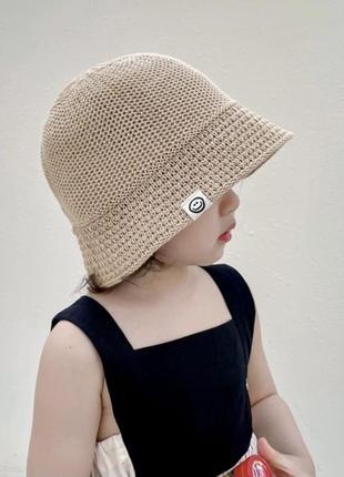 Панамы-шляпа для девочек