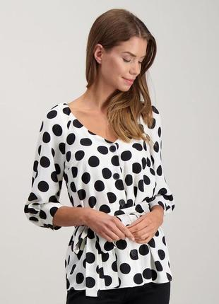 "Блуза с объемными рукавами ""tu woman"""