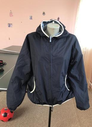 Легкая куртка ветровка дождевик46-48