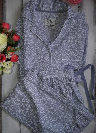 Love to lounge красивая пижама р s сток