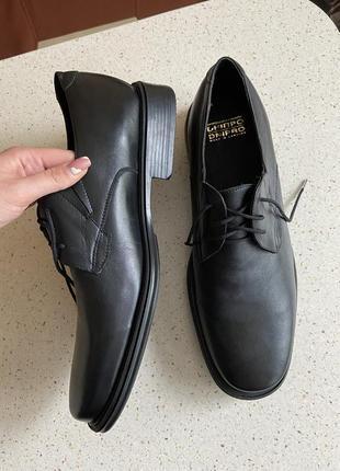 Кожаные мужские туфли, классические туфли