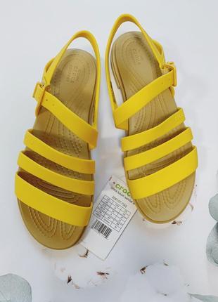 Новые crocs tulum sandal, 36,37,38,39