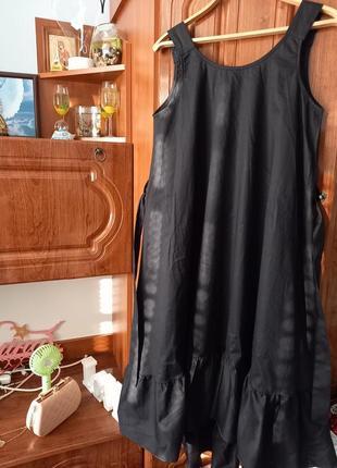 Летнее платье-сарафан candida