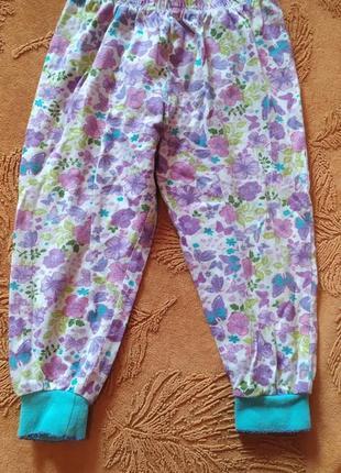 Штанишки для девочки 2 лет disney