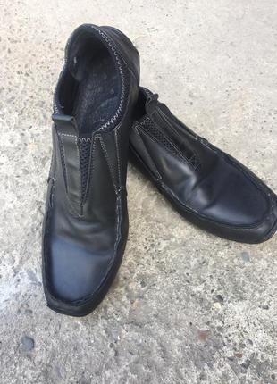 Чоловічі туфлі rieker