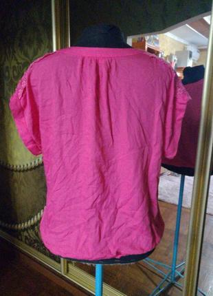Блуза, вискоза5 фото