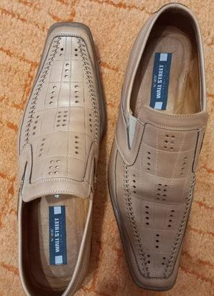 Туфли ,,wall street,,