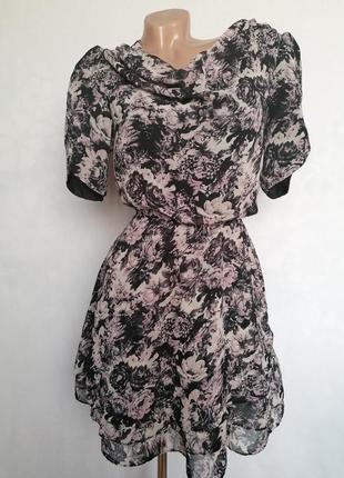 Очень красивое платье 💕, цветочный принт.