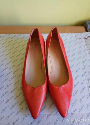 Туфлі 36 і 37 розмір бренд san marina