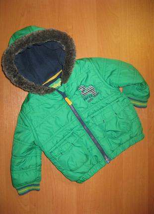 "Куртка ""marks&spencer"" размер 6-9 мес. рост 72 см."