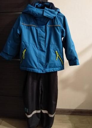 Комплект демисезонный (куртка, полукомбинезон)