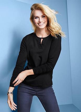 Стильная нежная блуза, блузка от tcm tchibo (чибо), германия, s-m
