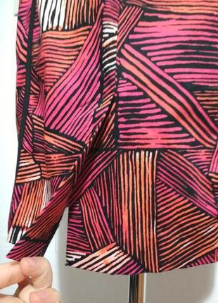 Фирменное роскошное натуральное 100% котоновое стройнящее платье футляр качество!8 фото