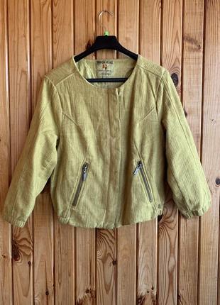Жакет женский куртка летняя garcia