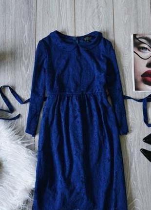 Круживне плаття topshop