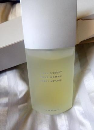 Issey miyake l'eau d'issey pour homme - винтаж! 10 мл, делюсь