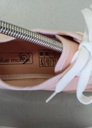 Кеды немецкого бренда blue motion оригинал бренд фирменные европа германия7 фото