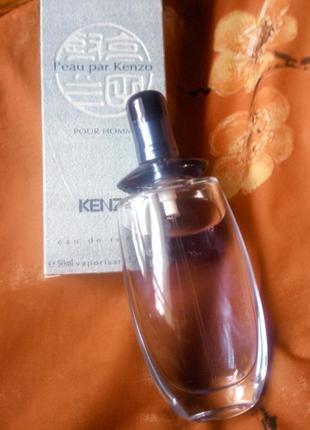 L'eau par kenzo pour homme винтаж, оригинал 50 мл edt