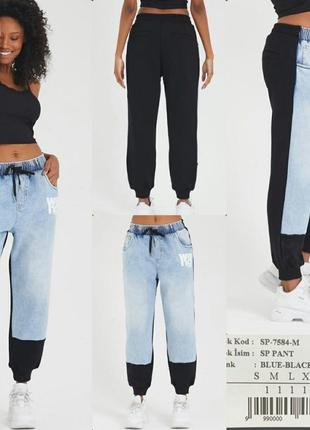 Невероятно стильные джинсовые брюки джинсы, люкс качество,об до 110.