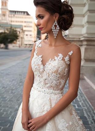 Свадебное платье1 фото