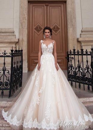 Свадебное платье5 фото