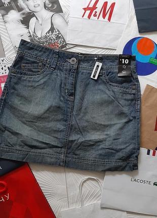 🌟🚀💥 суперская короткая джинсовая юбочка