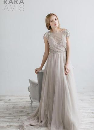 Свадебное платье rara avis - идеал