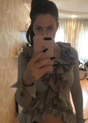 Блуза рубашка женская sogo( италия ) размер s ,m, l