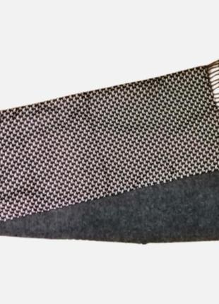 Шелк шерсть шарф
