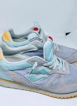 Замшевые кроссовки 38 размер