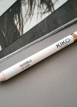 Карандаш для контура губ kiko