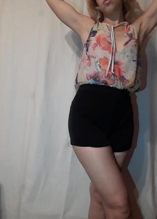 Комбинезон с шортами костюм cameo rose