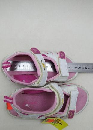 Сандалии/сандалі 29,30рр4 фото
